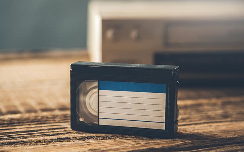 VHS digitalisieren Wien